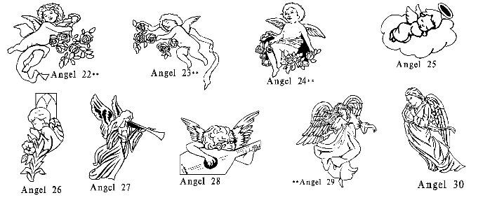 Angels clipart headstone. American headstones angel