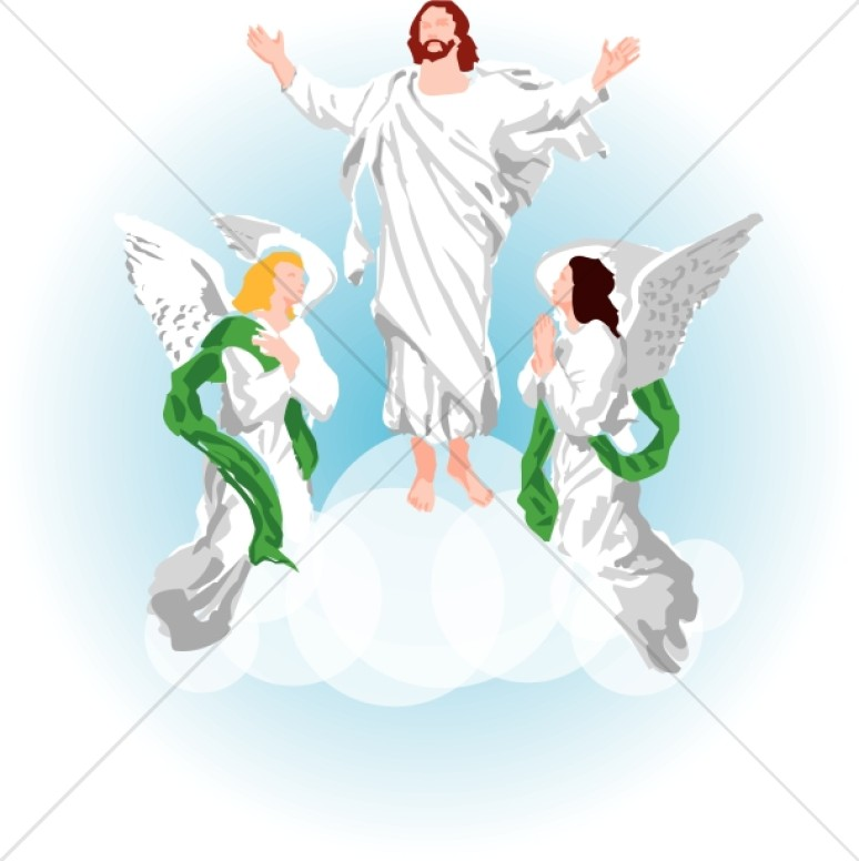 Jesus and angels images. Angel clipart angelic
