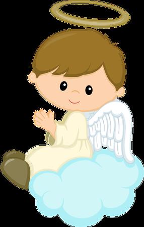 Fadas anjos gnomos e. Angels clipart angle