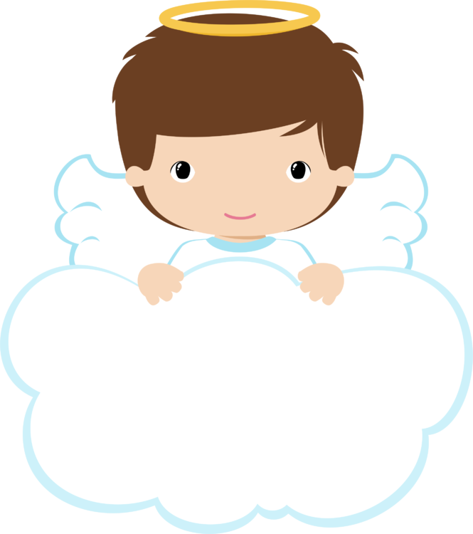 Pin by jeny chique. Angels clipart baptism