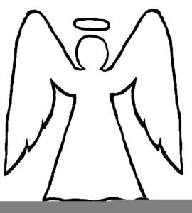 Free african american images. Angel clipart basic