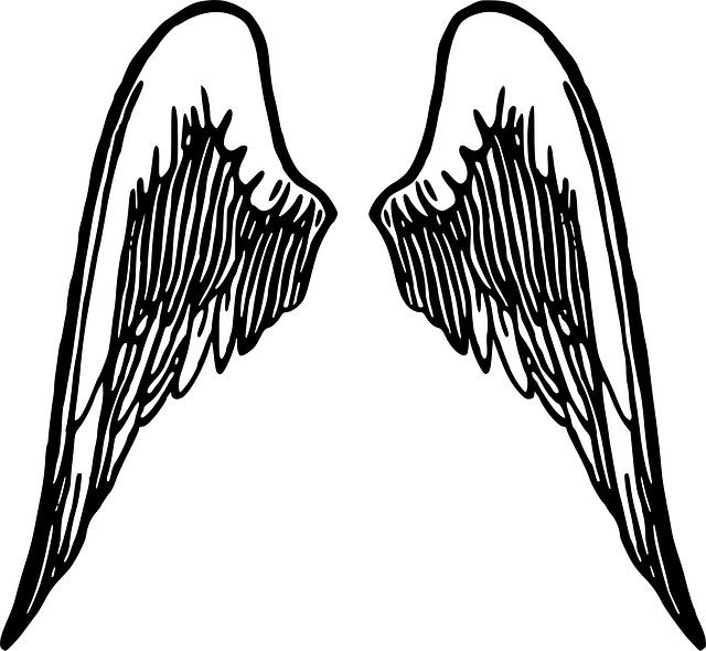 Angel clipart clear background.  best public domain