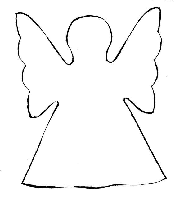 best images on. Angel clipart easy