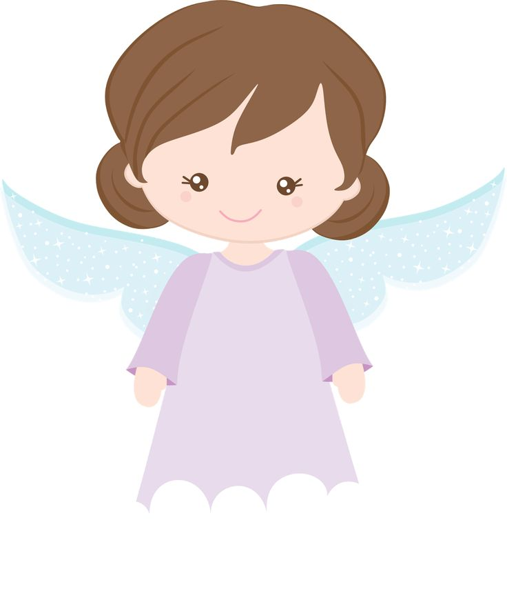 angels clipart first communion