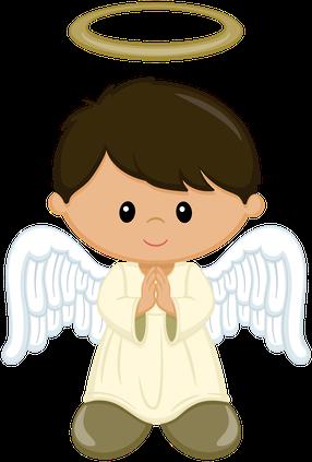 angels clipart baptism
