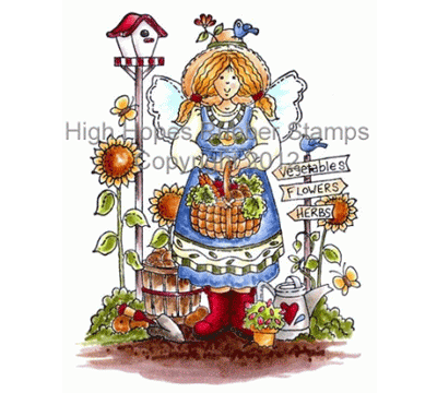 Angels archives high hopes. Angel clipart garden