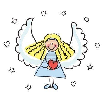 angels clipart guardian angel