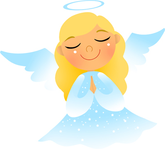 Angels clipart printable. Free angel download clip
