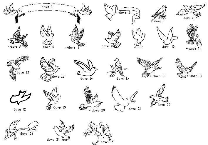 Headstone clipart bird. Doves american headstones animal