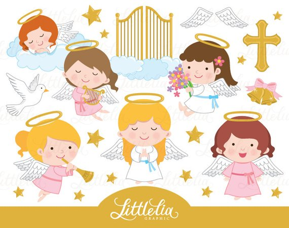 Heaven clipart happy. Angel products