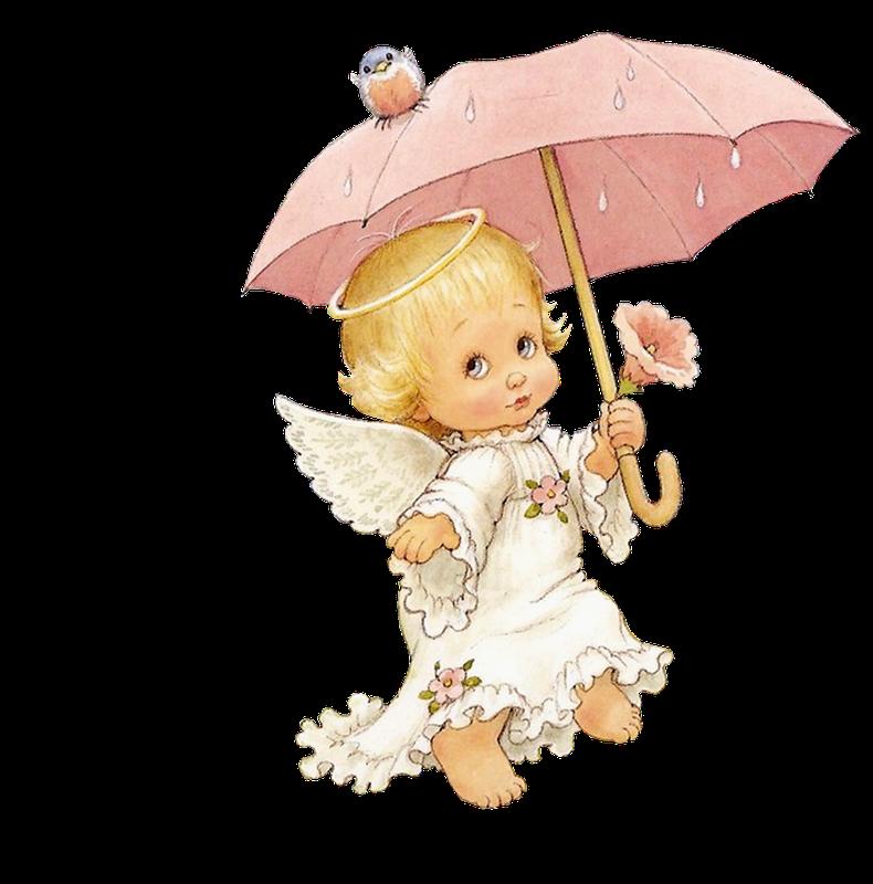 Ruth morehead baby beb. Grandmother clipart angel
