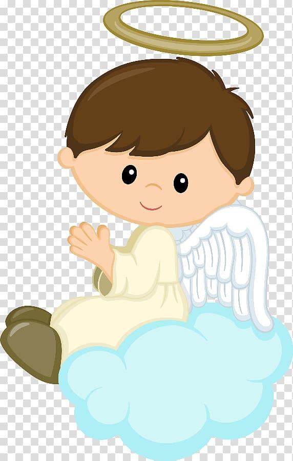Angel infant baby male. Baptism clipart child baptism