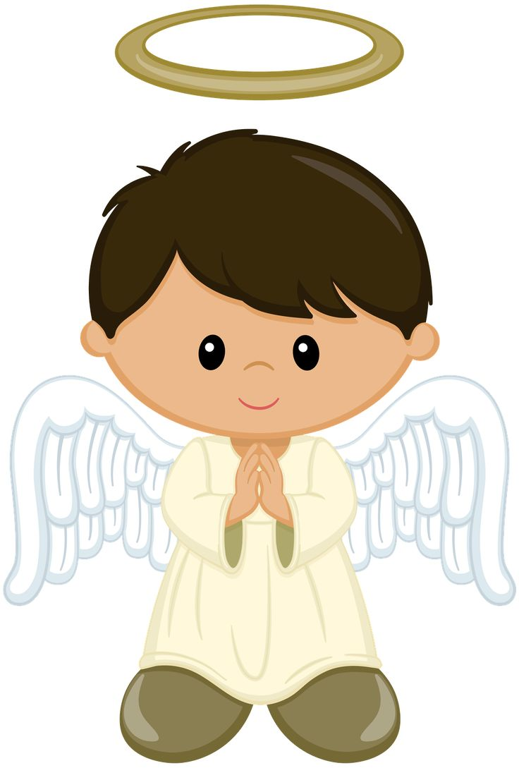 Boy images group angel. Angels clipart