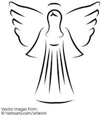 Image result for angels. Angel clipart simple