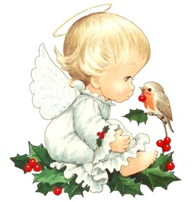 Download christmas hq png. Angel clipart transparent background