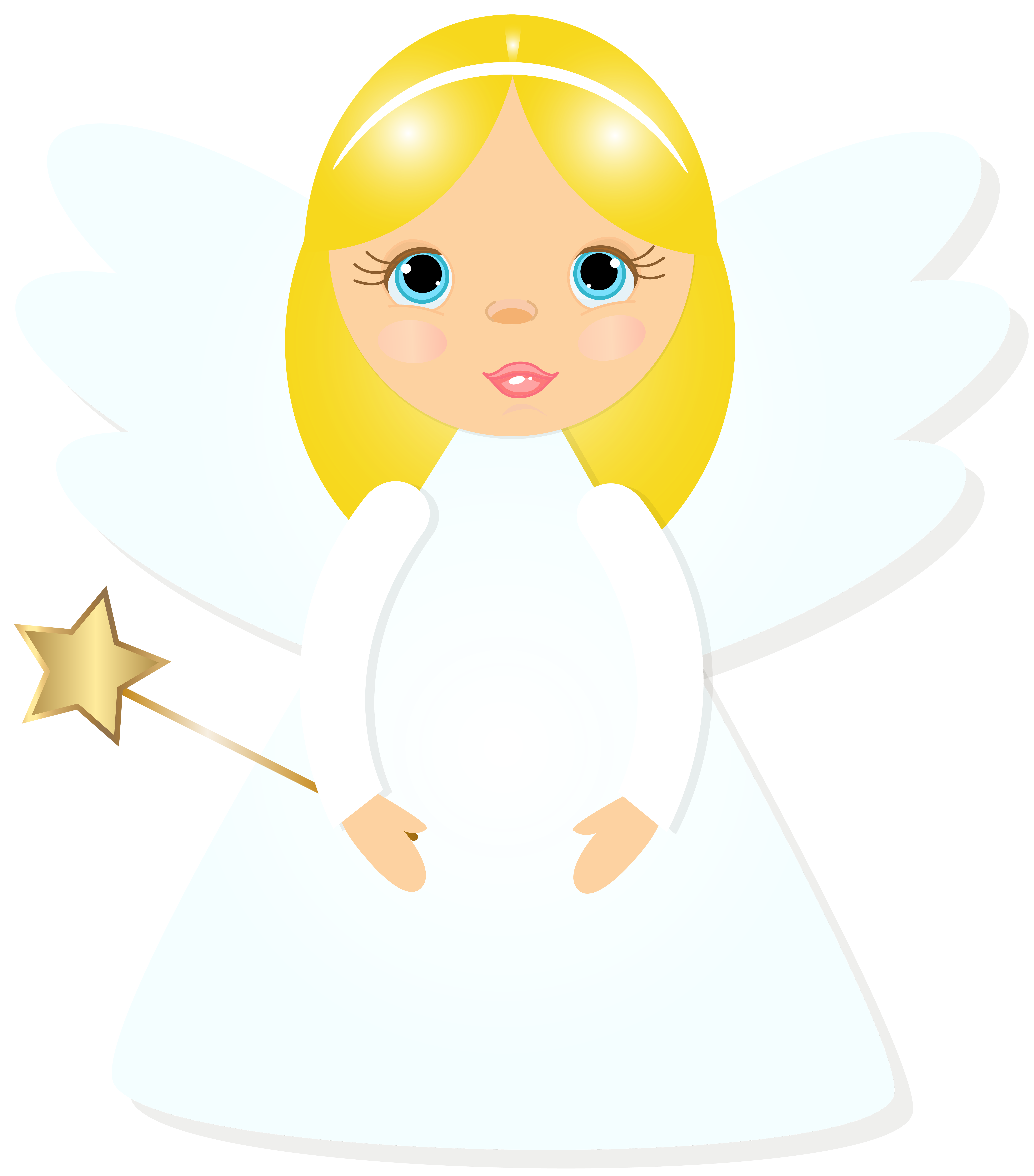 Angel clipart transparent background. Christmas png clip art