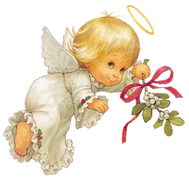 2 clipart angels. Cute christmas angel free