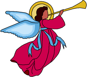Angels clipart. Angel clip art free