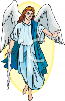 Angels clipart archangel gabriel. Download free png angel