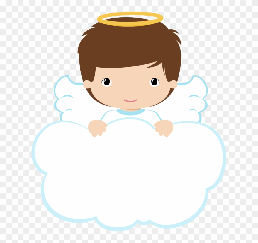 Clip library baby christening. Angels clipart child