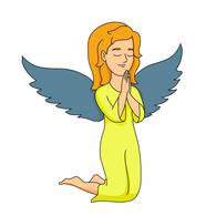 Angels clipart clip art. Free angel pictures graphics