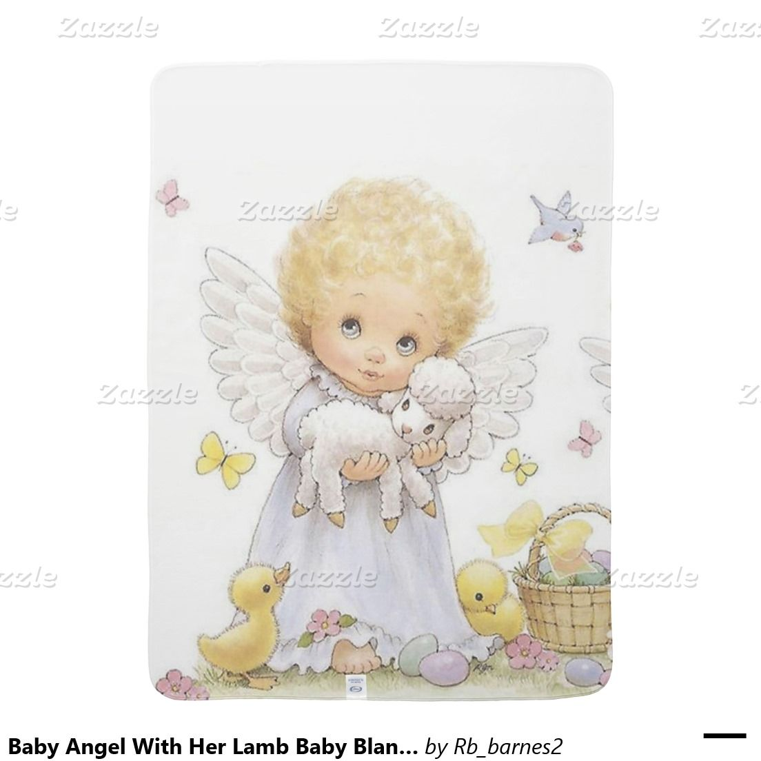 Baby angel with her. Angels clipart easter