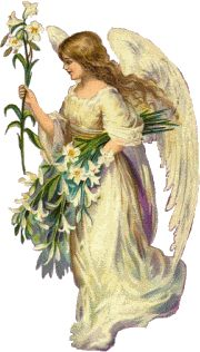 Angels clipart easter.  best i love