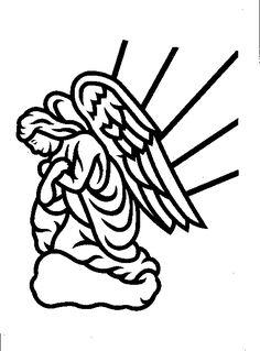 best angel designs. Angels clipart headstone