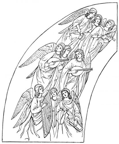 Free clip art library. Angels clipart host