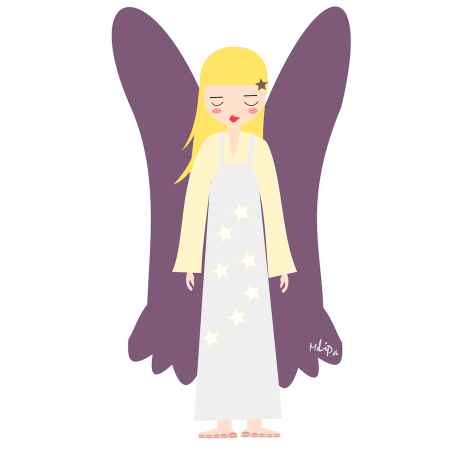 Meinlilapark angel lily free. Angels clipart printable