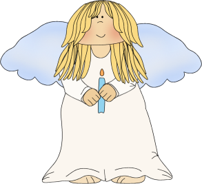 Clip art images . Clipart angel winter
