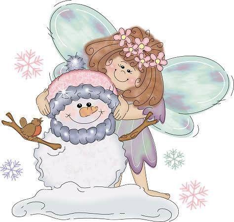 Clipart angel winter.  best christmas angels
