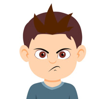 Search results for clip. Anger clipart