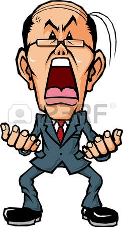 collection of high. Anger clipart aggressive person