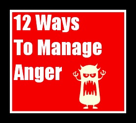 ways to manage. Anger clipart anger management