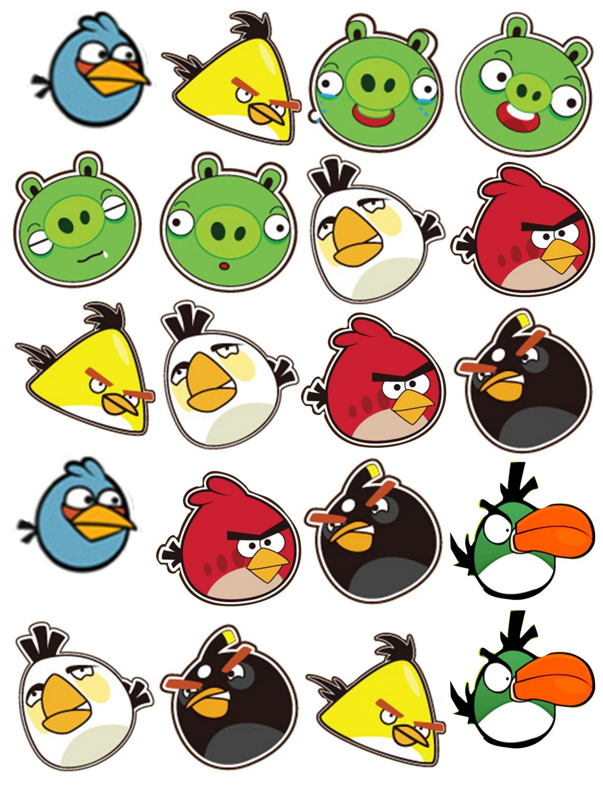 Angry clipart cupcake. Bird can be used