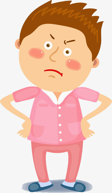 Get cartoon png image. Anger clipart angry boy