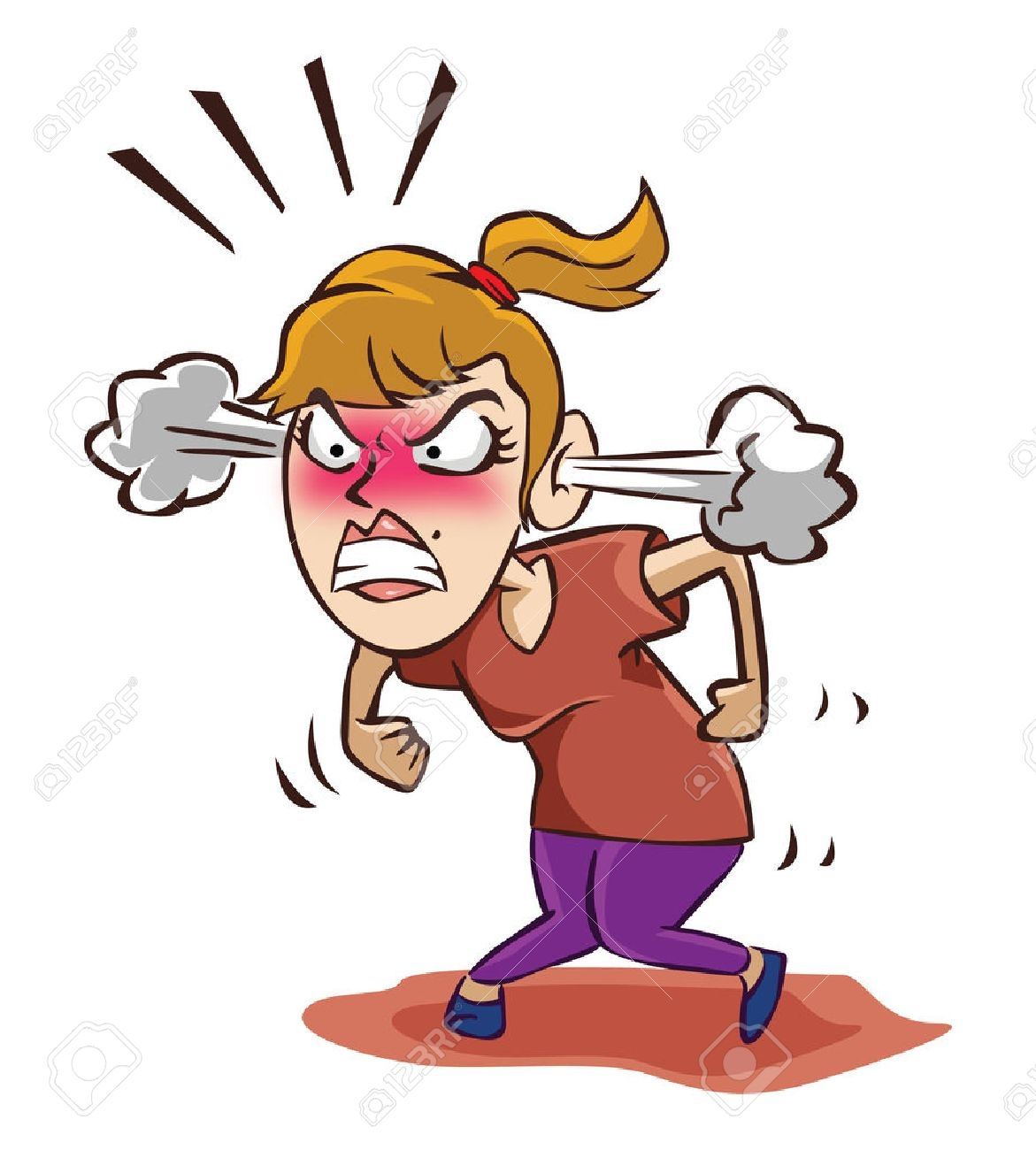 Best of collection digital. Anger clipart angry customer