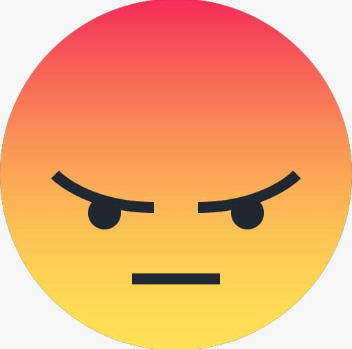 Png cartoon . Angry clipart angry expression