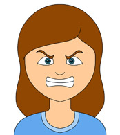 Angry clipart angry expression. Group clip art library