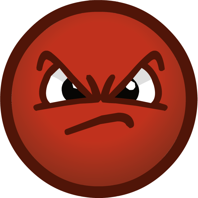 Symbol sample emotion pinterest. Tall clipart angry