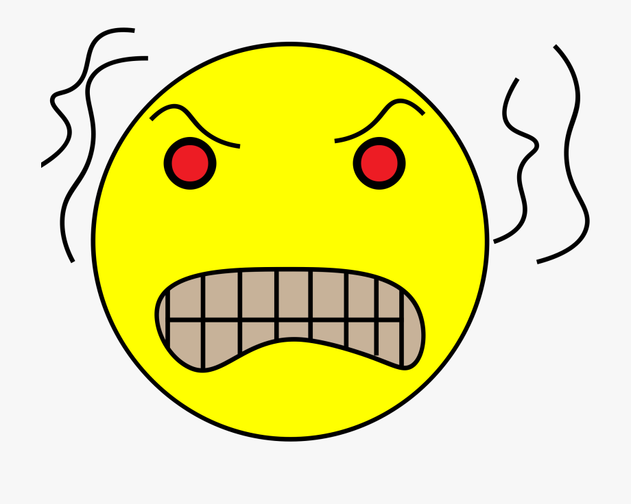 Animated very . Anger clipart angry face