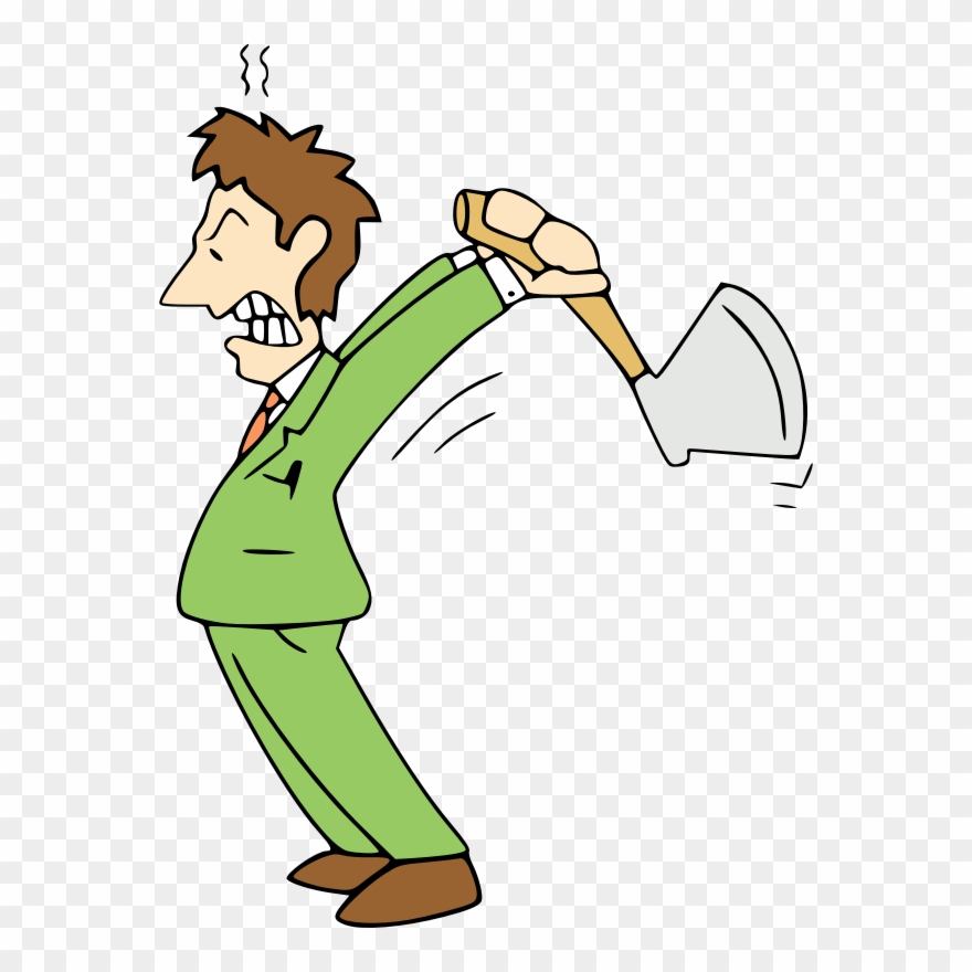 Anger clipart angry man. Royalty free stock png