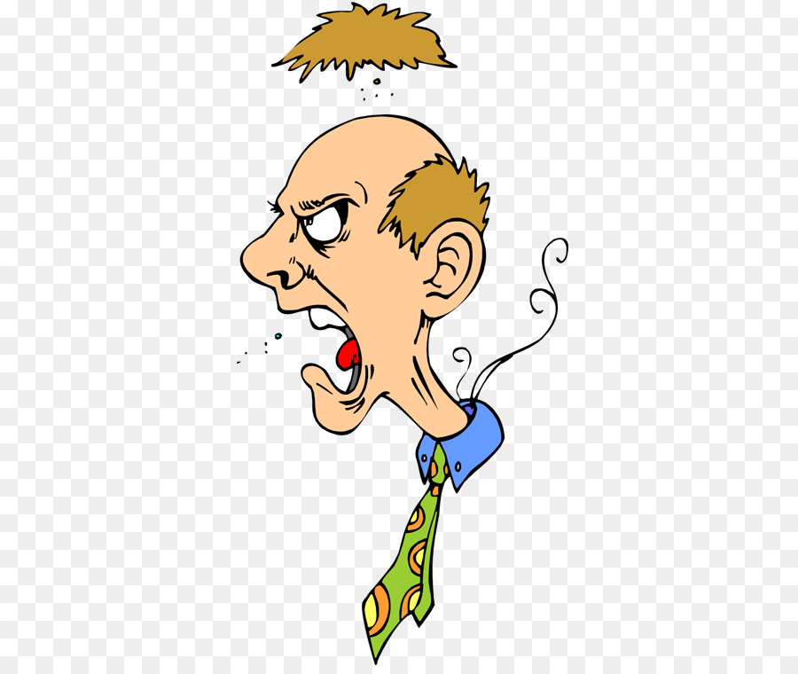 Anger cartoon clip art. Angry clipart angry person