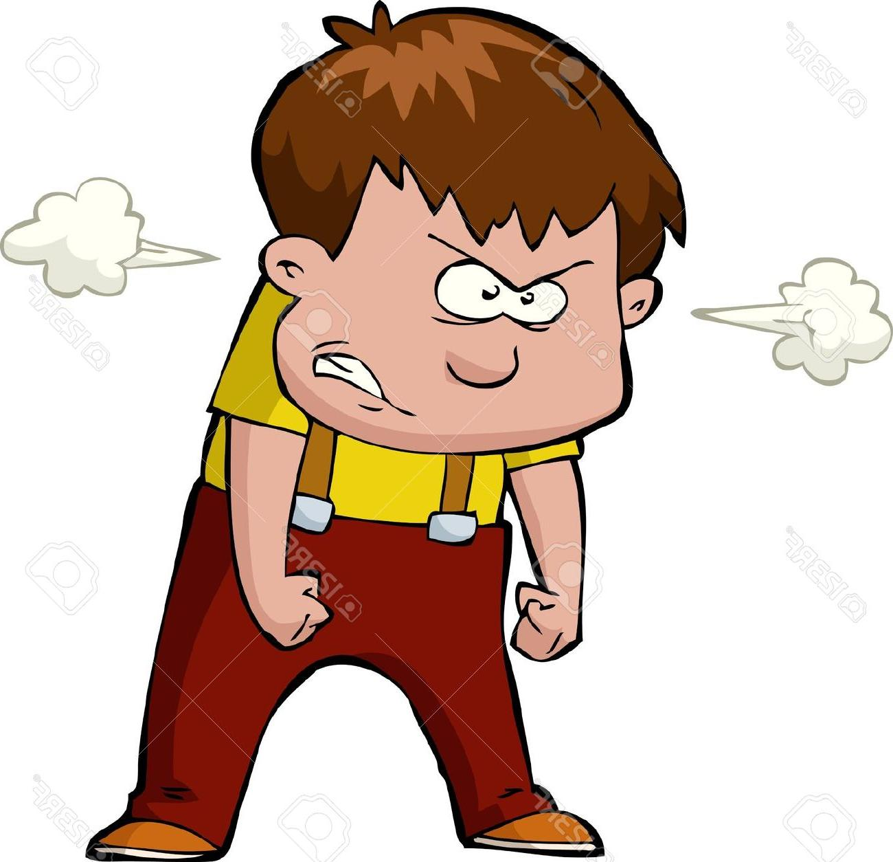 Mad clipart angry teenager. Anger kid