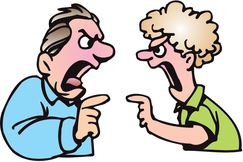 Anger clipart cartoon. Animated angry pictures of