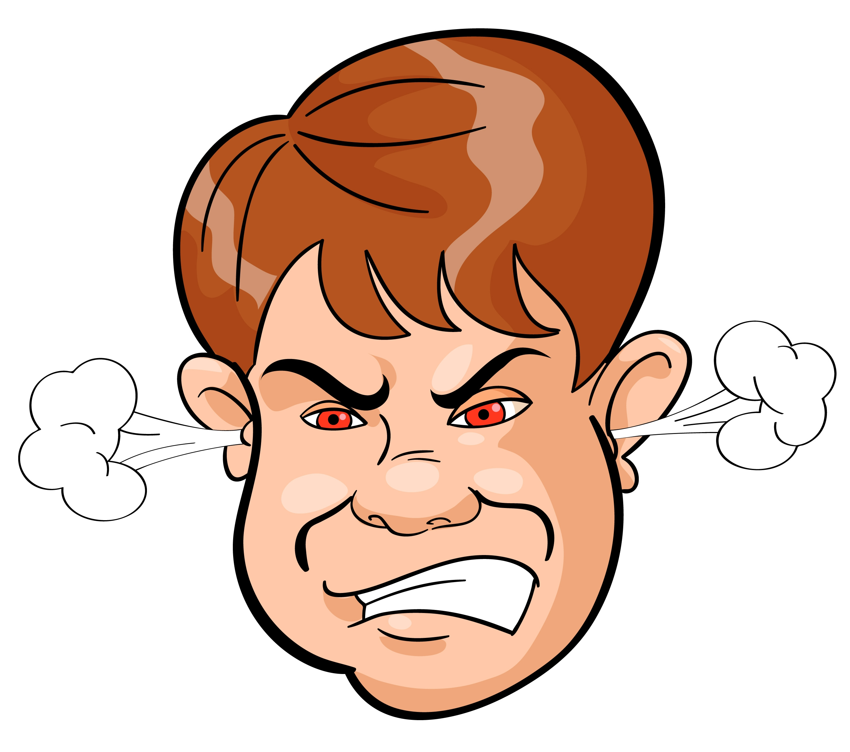 Anger clipart clip art. Unique angry gallery digital
