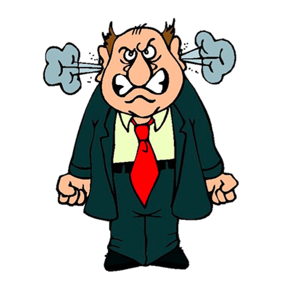 Best of anger collection. Angry clipart clip art