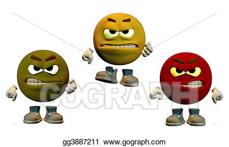Anger clipart drawing. The colors of gg