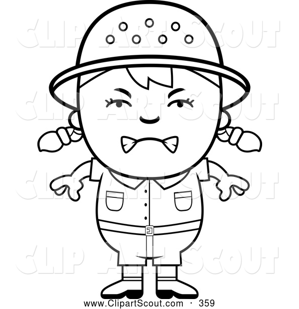 Anger clipart frustration. Of a frustrated black